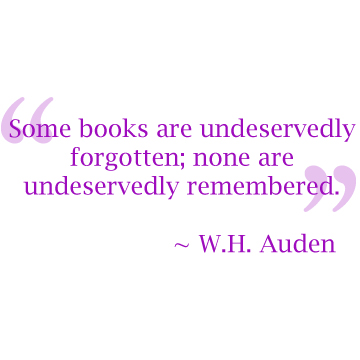 Quotables WH Auden