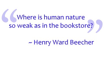 USED Quotables Henry Ward Beecher 8.21.13
