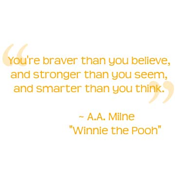 Quotables Winnie the Pooh