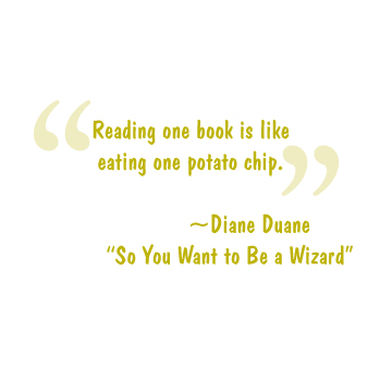 Quotables So You Want to Be a Wizard