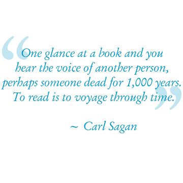 Quotables Carl Sagan