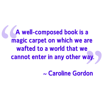 Quotables Caroline Gordon