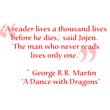 Quotables A Dance with Dragons