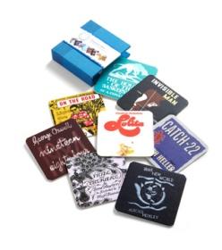 Literary Coasters