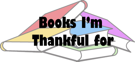 Books I'm Thankful For