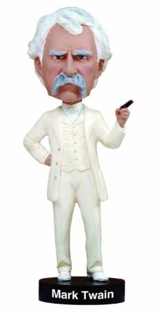 Mark Twain Bobblehead