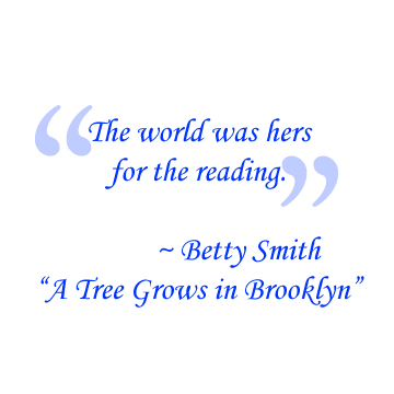 Quotables A Tree Grows in Brooklyn