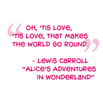 Quotables Alice in Wonderland