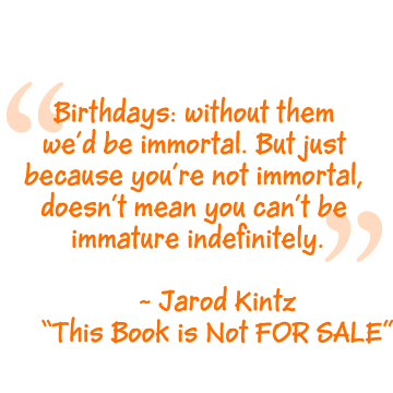Quotables Jarod Kintz
