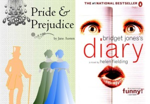 Pride and Prejudice vs Bridget Jones Diary