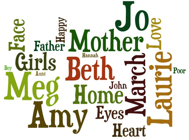 Little Women wordle