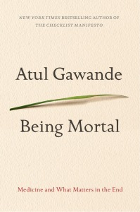 Being Mortal book cover