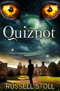 Quiznot book cover