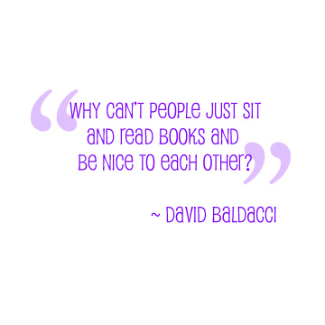 Quotables David Baldacci