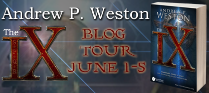 The IX Blog Tour Banner