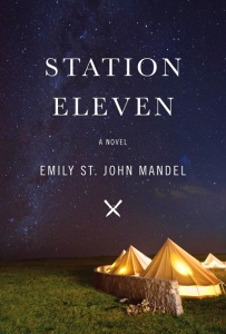 Station Eleven Book Cover