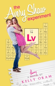 The Avery Shaw Experiment book cover
