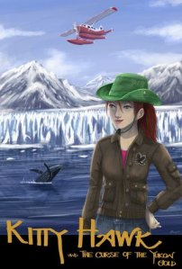 Kitty Hawk and the Curse of the Yukon Gold book cover
