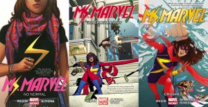 Ms. Marvel Volumes 1-3