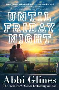 Until Friday Night book cover