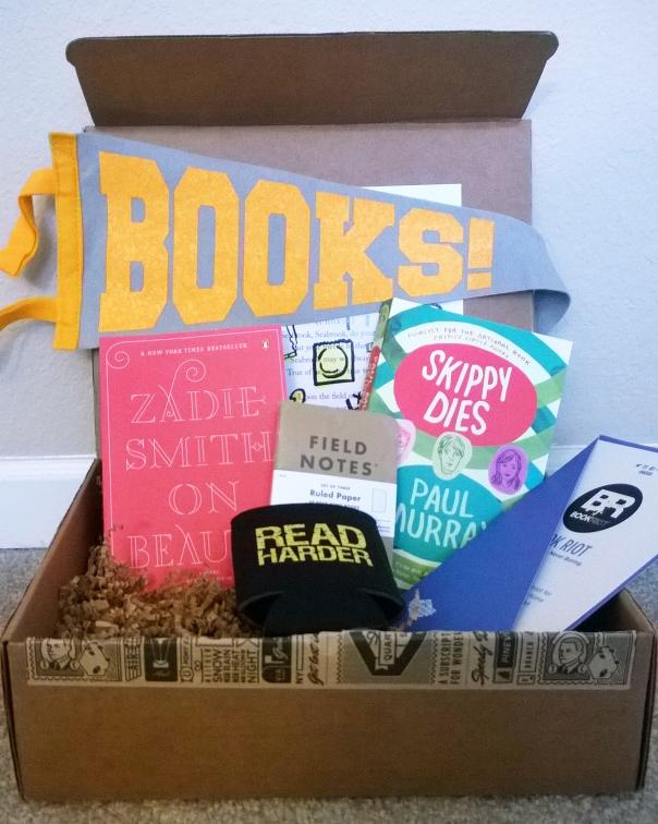 Book Riot Quarterly Box 8