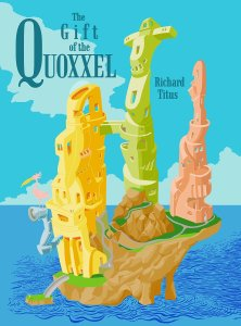 The Gift of the Quoxxel book cover