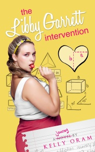 The Libby Garrett Intervention book cover