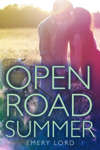 Open Road Summer book cover