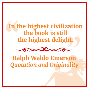 Quotables Ralph Waldo Emerson