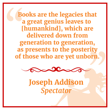 Quote by Joseph Addison