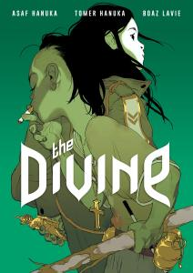 The Divine book cover