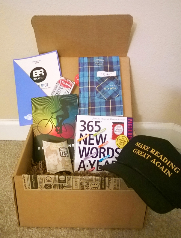 Book Riot Quarterly Box #9