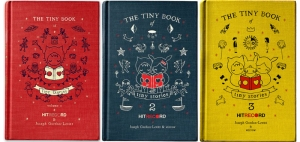 The Tiny Book of Tiny Stories book covers