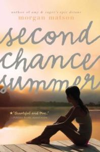 Second Chance Summer book cover