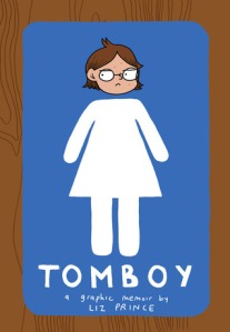 Tomboy book cover