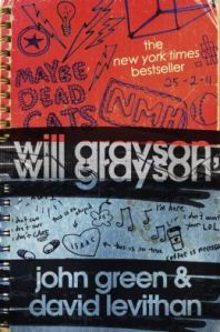 Will Grayson Will Grayson book cover