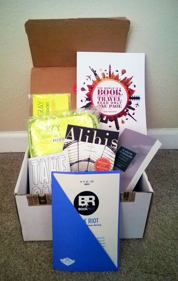 Book Riot Quarterly Box 10