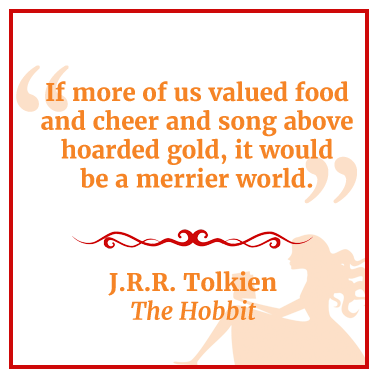 Quote from The Hobbit