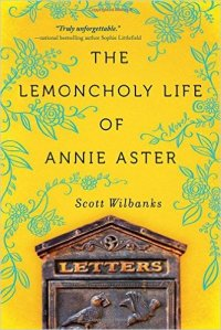 The Lemoncholy Life of Annie Aster book cover