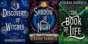 All Souls Trilogy book covers