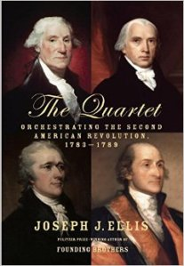 The Quartet book cover