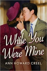 While You Were Mine book cover
