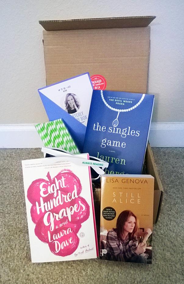 The Literary Box 1