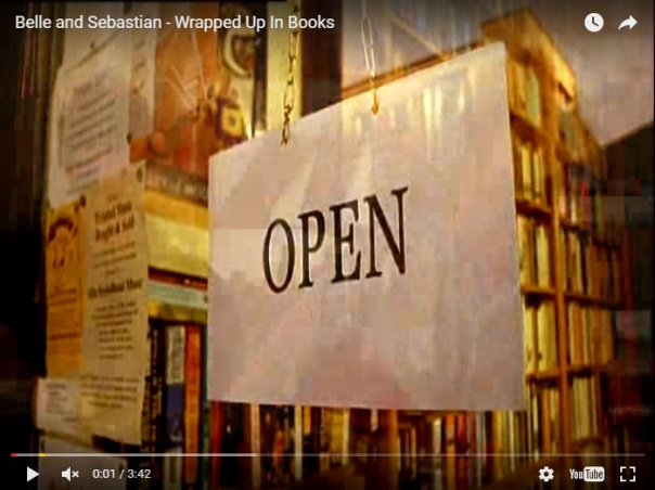 Wrapped Up in Books Video Screenshot