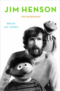 Jim Henson: The Biography book cover
