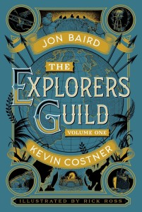 The Explorers Guild book cover