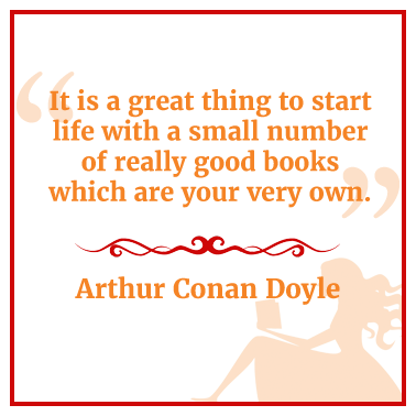 Quote from Arthur Conan Doyle