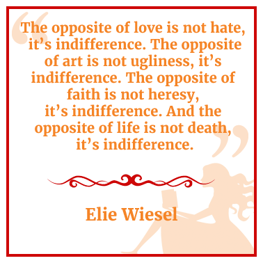 Quote by Elie Wiesel