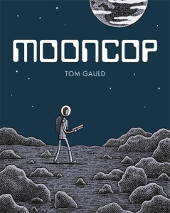 Mooncop book cover