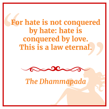 Quote from The Dhammapada